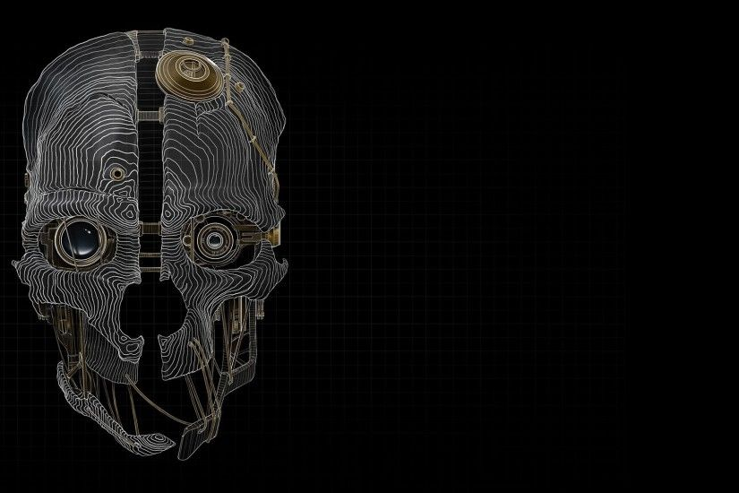 Dishonored, Video Games, Bethesda Softworks, Skull, Mask, Steampunk  Wallpapers HD / Desktop and Mobile Backgrounds