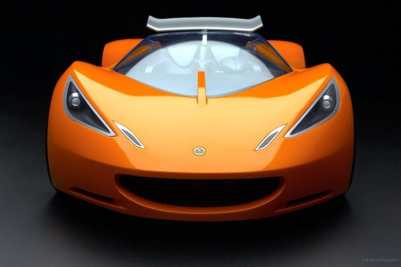 Lotus Hot Wheels Concept 3