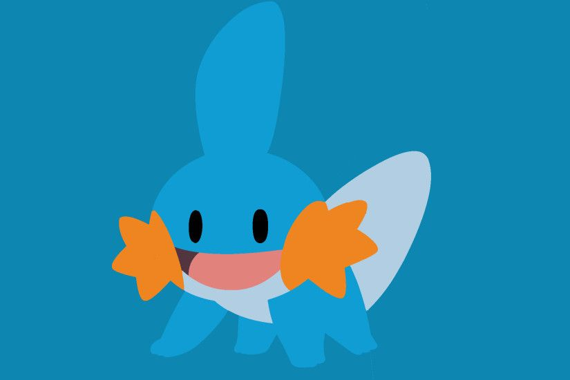 ... Mudkip Vector art by Cyber-Metroid