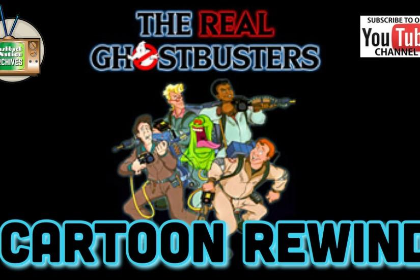 Cartoon Rewind: The Real Ghostbusters (1986)