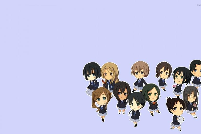 K-On! [19] wallpaper 1920x1200 jpg