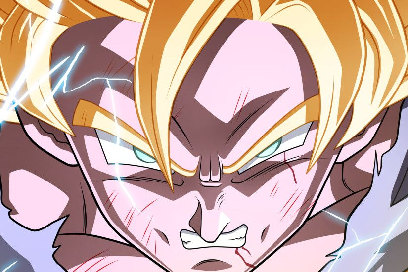 Anime - Dragon Ball Z Goku Anime Dragon Ball Super Saiyan Wallpaper