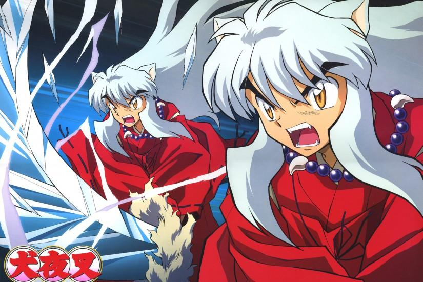 full size inuyasha wallpaper 2500x1779 for desktop