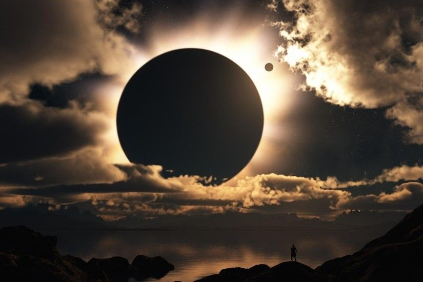 "Solar Eclipse + New Moon are Coming! Powerful ""Duo"" for a Big Life"