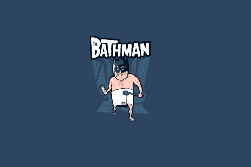 Batman Comics Bathman Funny Free Wallpaper HD Uploaded by DesktopWalls