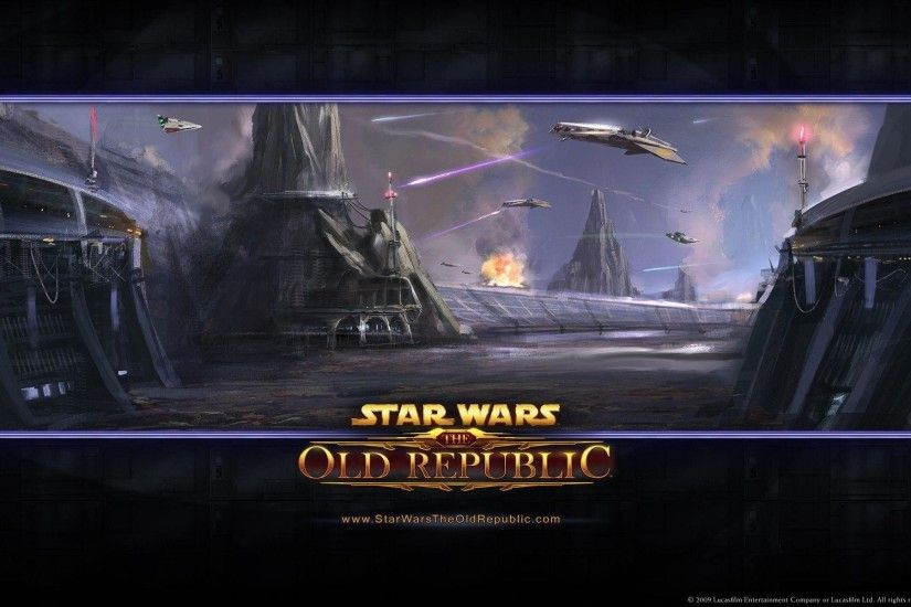 Star Wars The Old Republic Wallpapers - Full HD wallpaper search .