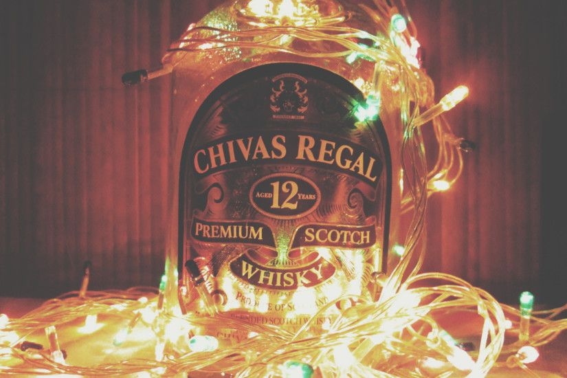 Chivas Regal Blended Scotch Whiskey. – Stock Editorial Photo .