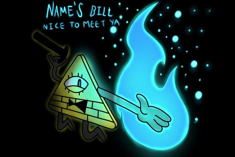 In memory of Bill Cipher