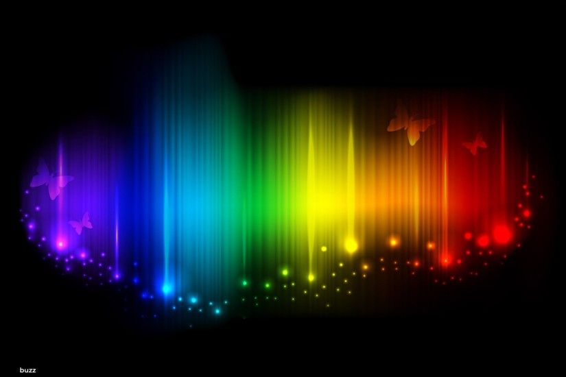 Abstract backgrounds · Rainbow abstract