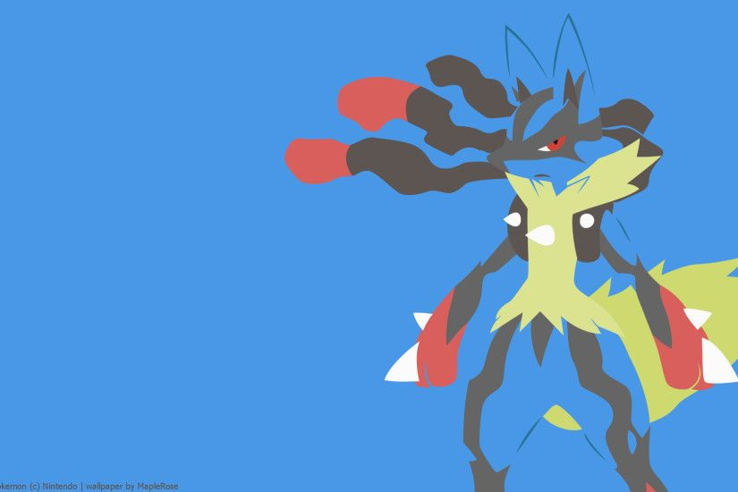 Xerneas Desktop Wallpaper