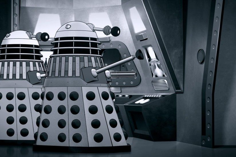 Missing Doctor Who Story Power Of The Daleks Is Getting An Animated  Reconstruction