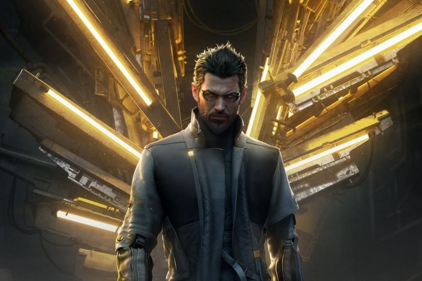 Deus Ex Mankind Divided HD · Deus Ex Mankind Divided HD Wallpaper