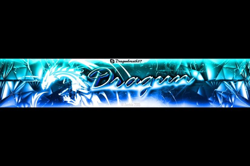 ... 'Geometry Dash' TheDragunBreath's YouTube Banner ...