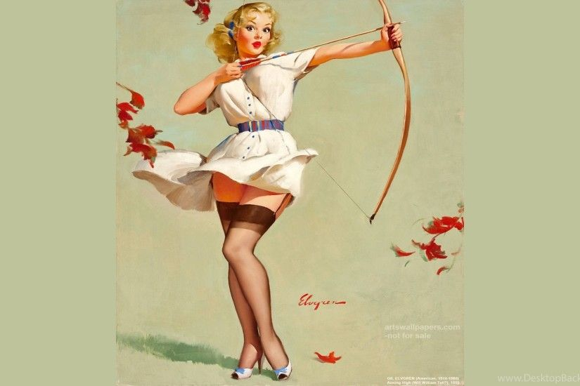 Pin Up Girl Wallpapers 19201080