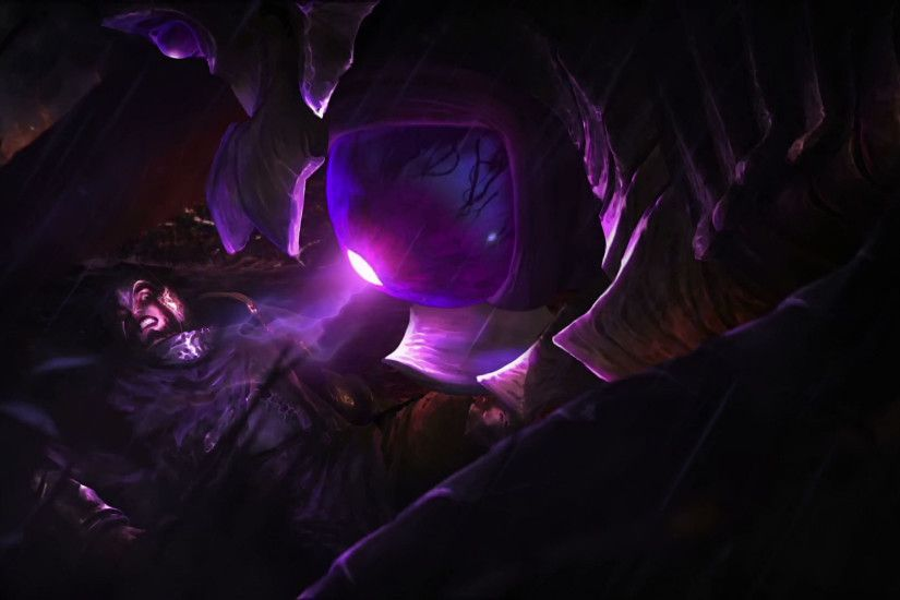 velkoz vel koz vel'koz league of legends hd wallpaper