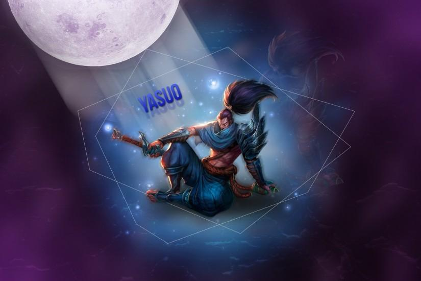 amazing yasuo wallpaper 1920x1080