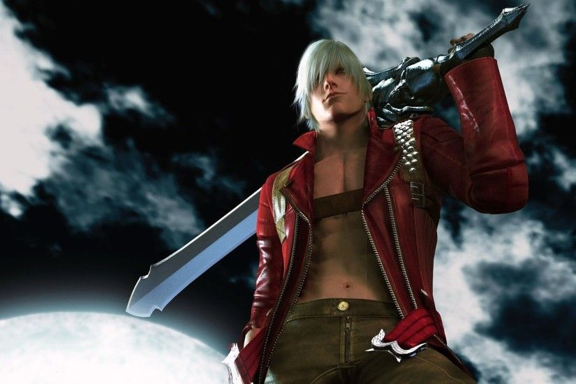 Photos Dante Devil May Cry Devil May Cry 3 Games