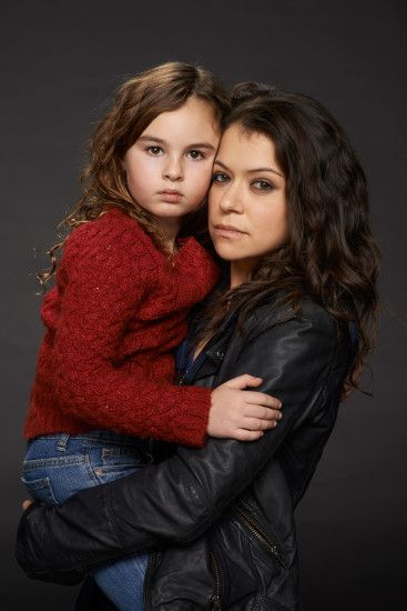 Kira and Sarah Manning Season 2 Promotional Picture wallpaper in The Orphan  Black Club