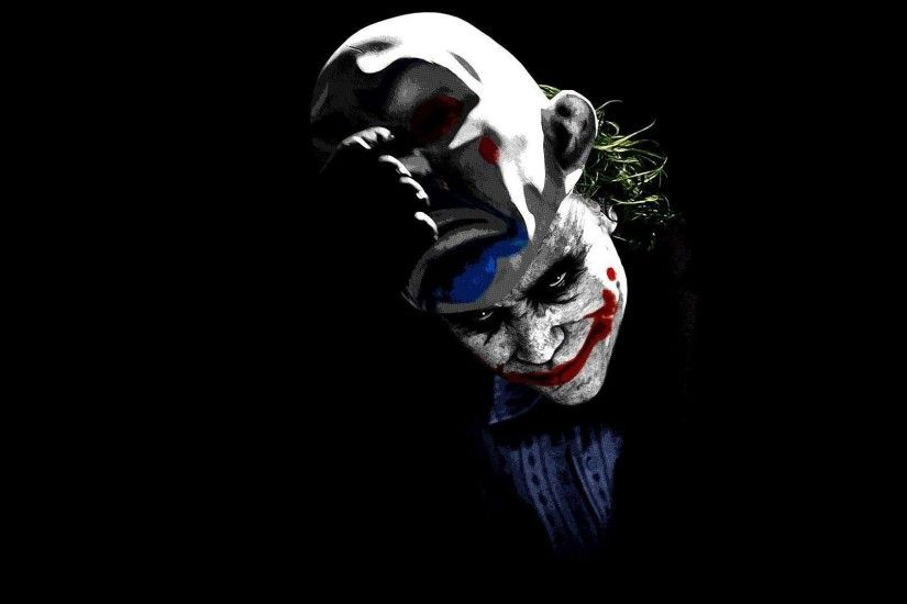 Scary Joker Images HD Wallpaper - Beraplan.