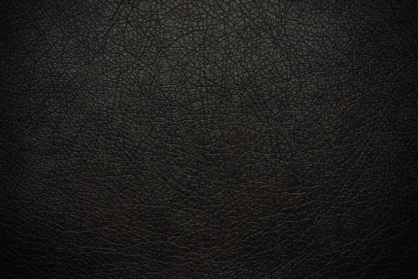 Black Leather Wallpaper HD.