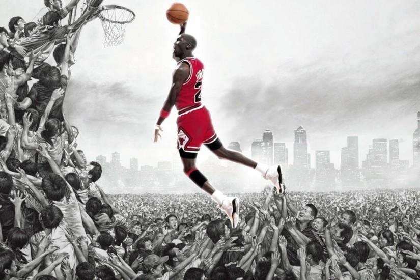 Michael jordan NBA wallpaper.