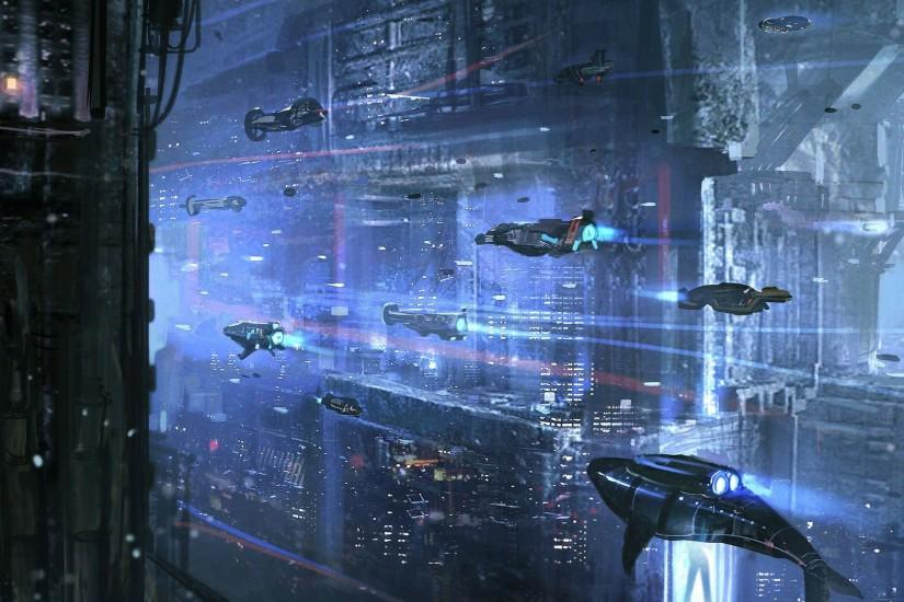 download free cyberpunk wallpaper 1920x1080 free download