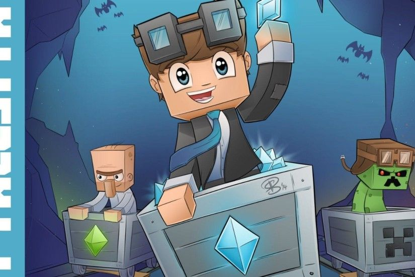 DanTDM Wallpapers - WallpaperSafari