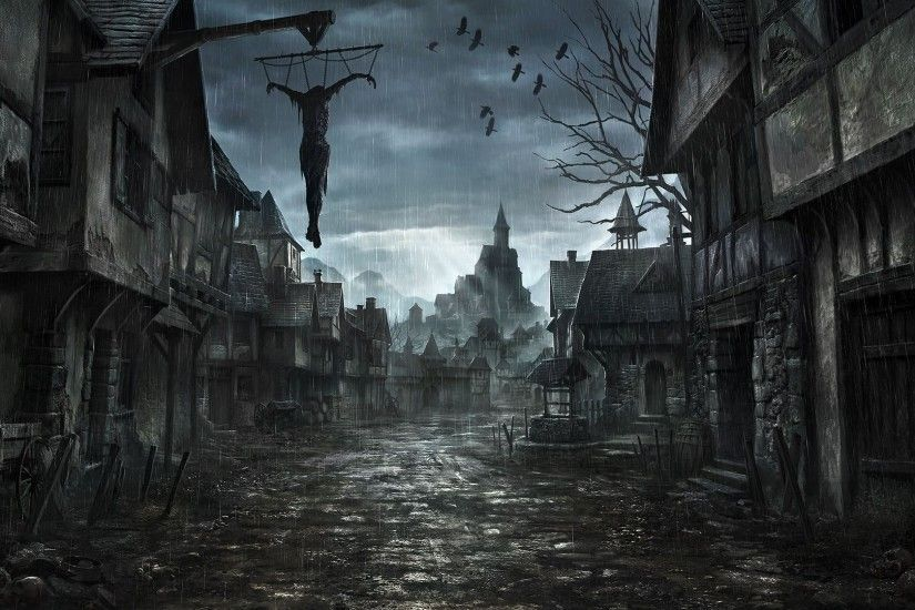 Image result for scary halloween backgrounds