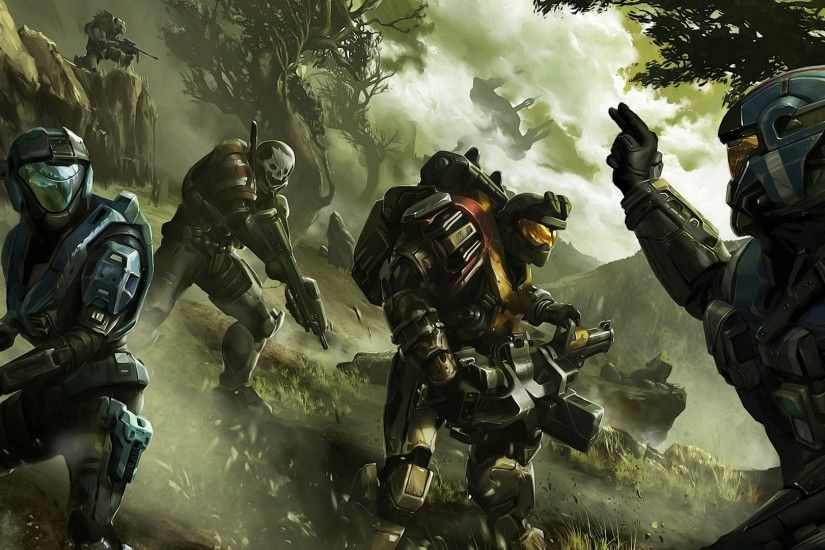 Halo-wallpaper-soldier-commander-trees-3840x2160