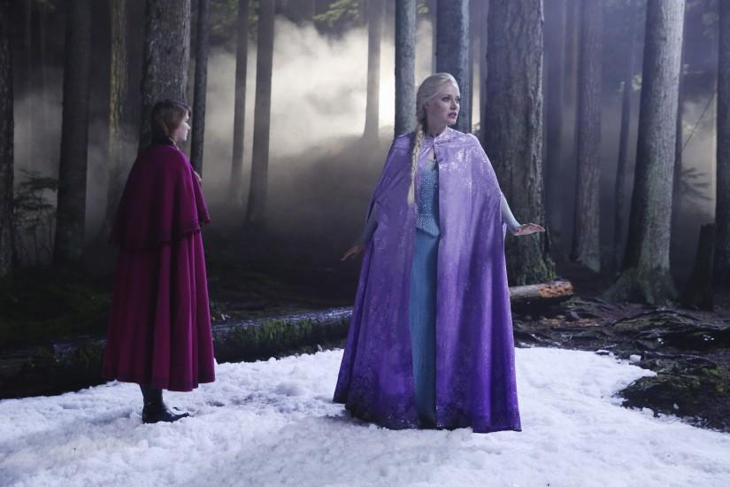 Georgina Haig, Once Upon A Time, Princess Elsa Wallpaper HD