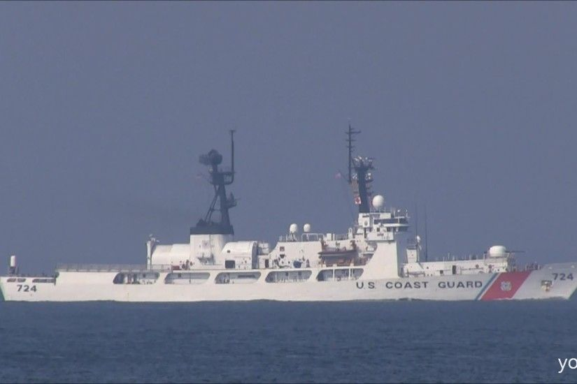 Patrol ship - High Endurance Cutter.United States Coast Guard: Hamilton  class,USCGC MUNRO (WHEC 724) - YouTube