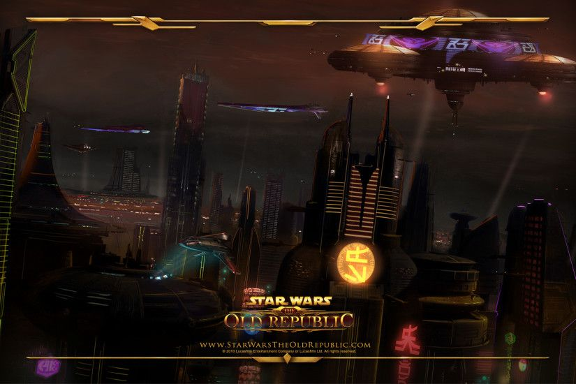SWTOR Wallpaper 2560x1440 - WallpaperSafari