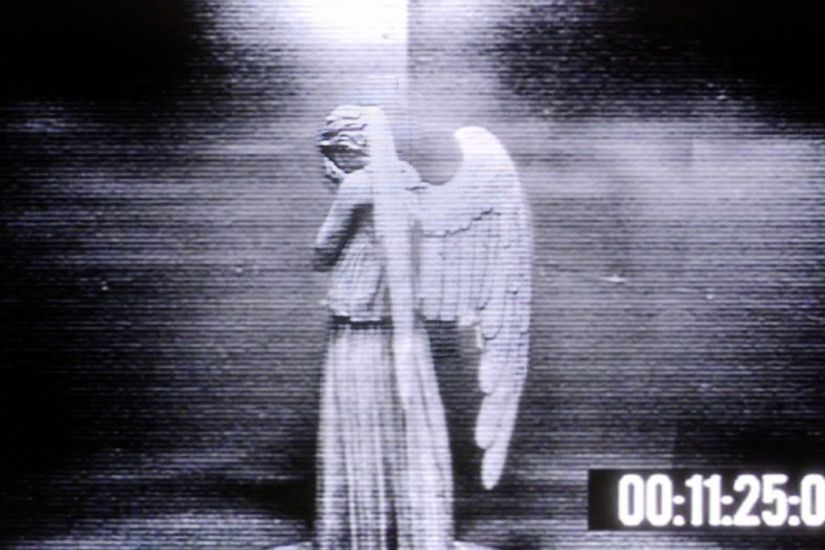 Weeping Angels wallpapers. Set it to change every few seconds for some fun.