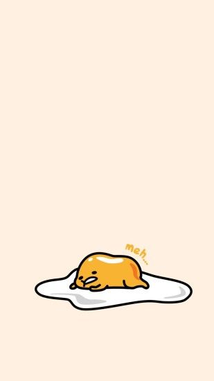 gudetama wallpaper | Tumblr Wallpaper Cartoon Iphone, Japanese Wallpaper  Iphone, Aesthetic Iphone Wallpaper,