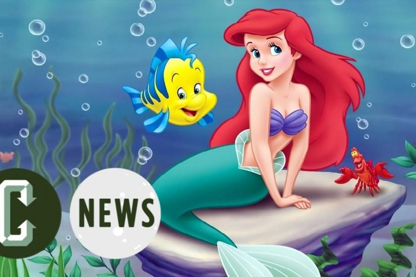 Little Mermaid Movie Wallpapers Desktop Background