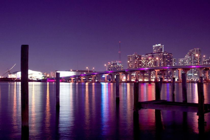 wallpaper.wiki-Miami-Skyline-Panoramic-Image-PIC-WPD001356