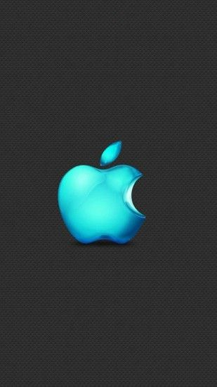 apple logo hd wallpaper for iphone