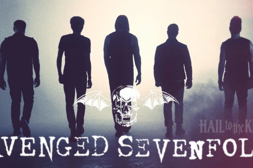 Avenged Sevenfold [4] wallpaper - Music wallpapers - #28501