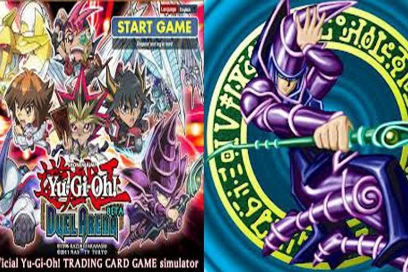 Yu-Gi-Oh Duel Arena - Single Player Quest Mode Stage 7-2 Vs Dark Magician