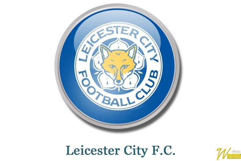 Leicester City F.C. Logo Wallpaper