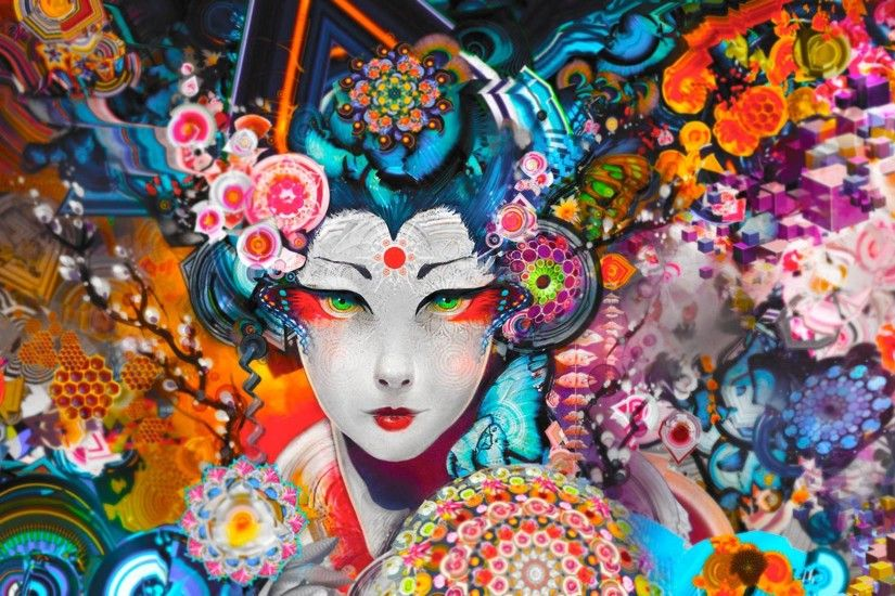 japanese girl trippy wallpaper hd windows wallpapers hd download free cool  mac windows 10 tablet 1920×1080 Wallpaper HD