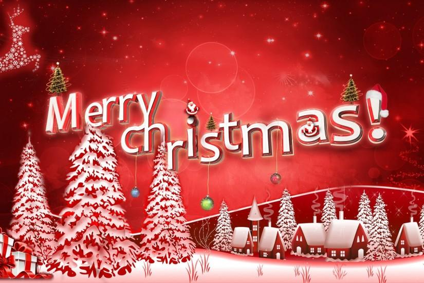 amazing merry christmas wallpaper 1920x1080 for tablet