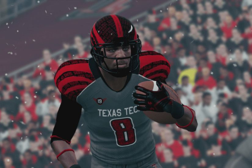 Texas Tech – Never Quit