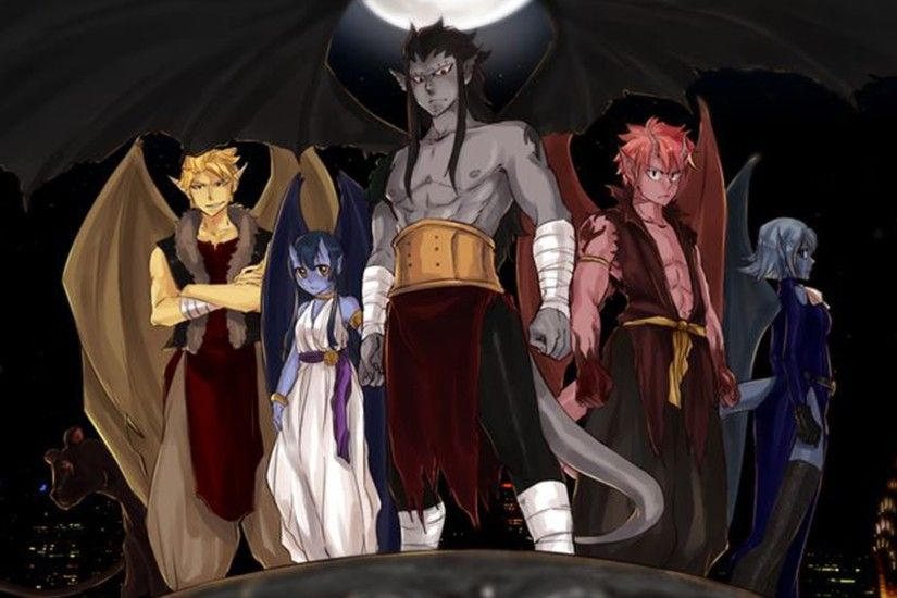 Fairy Tail 7 Dragon Slayer Wallpapers Images