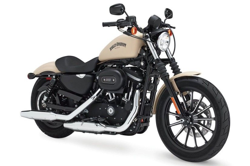2015 Harley-Davidson XL883N Iron 883 - HD Wallpaper - 2015 Harley .