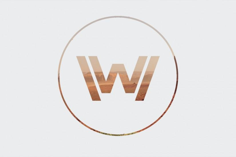 Westworld logo wallpapers