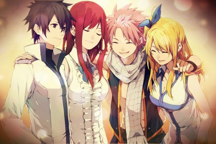 HD Wallpaper | Background ID:311015. 1920x1184 Anime Fairy Tail