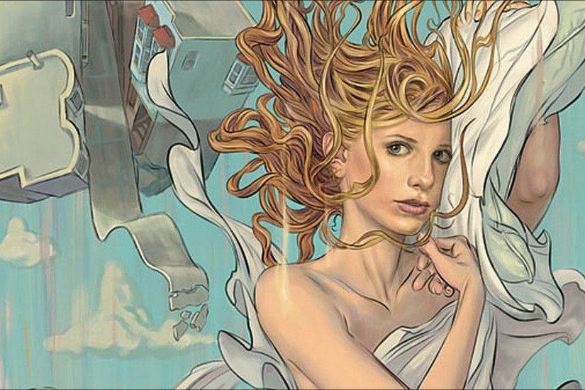 Comics - Buffy The Vampire Slayer Wallpaper