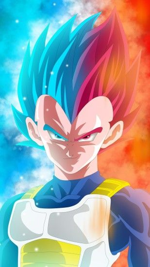 Free Vegeta Dragon Ball Super phone wallpaper by lilmom