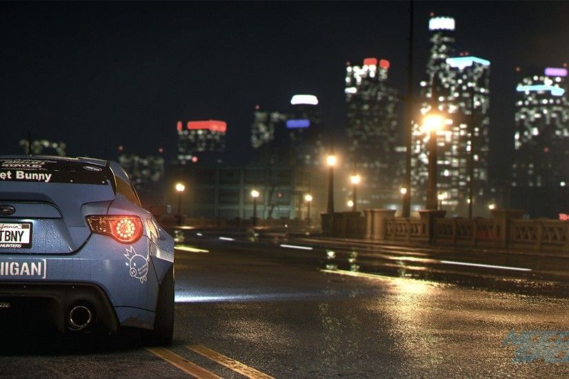 Need For Speed 2015 Gaming Wallpaper